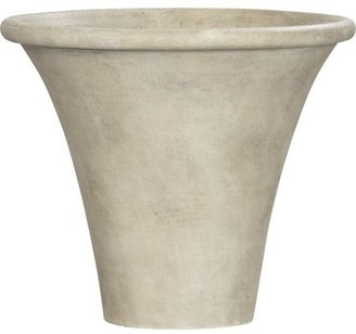 "Crate & Barrel Jacoba 10.25"" Planter"