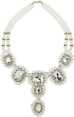 Topshop Premium Princess Collar Necklace