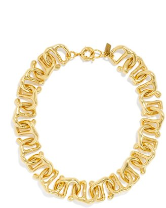 Gold Bouvier Links $64 thestylecure.com