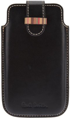 Paul Smith leather iPhone case