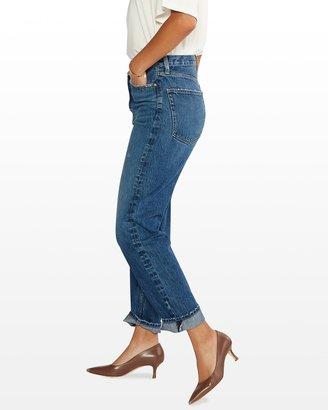 ÉTICA Bryce Pinch-Waist Boyfriend Jeans