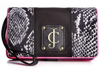 Juicy Couture Penny Nylon Tech Wristlet