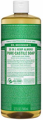 Dr. Bronner's Hemp Pure-Castile Soap Almond