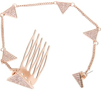 Luxury Fashion hair pin brooch