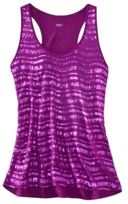 Mossimo Women's Fashion Tank w/Sequin - Assorted Colors