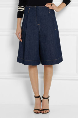 See by Chloe Denim culottes
