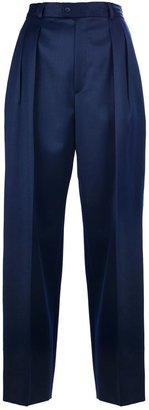 Yves Saint Laurent Vintage wide leg trouser