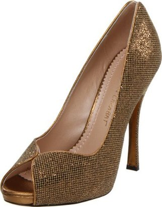 Jean-Michel Cazabat Women's Opal Open-Toe Pump