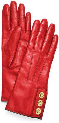 Coach 3 Turnlock Glove