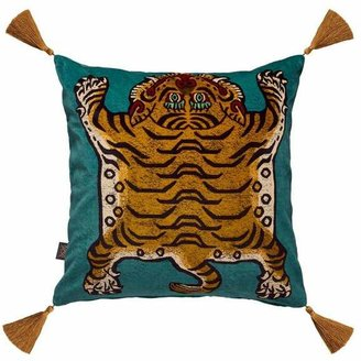 House of Hackney Saber Large Velvet Cushion