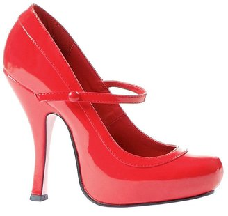 Patent Mary Jane Costume Heels - Adult
