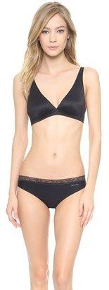 Calvin Klein Underwear Perfectly Fit Convertible Triangle Bra