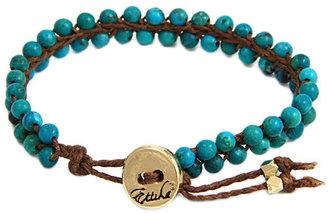 Ettika Turquoise Cluster Bracelet