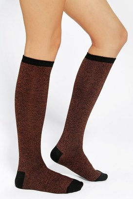 Urban Outfitters Marled Knee-High Sock
