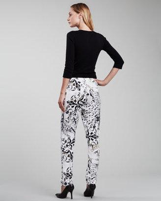 Erin Fetherston Yolanda Skinny Trousers