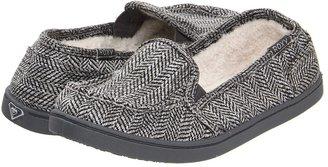 Roxy Lido Wool (Charcoal) - Footwear