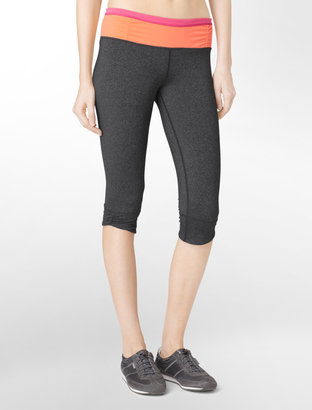 Calvin Klein Performance Above The Knee Leggings