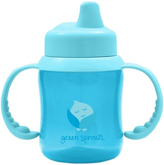 green sprouts by i play. Non-Spill Sippy Cup - Aqua - 5 oz