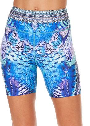 Camilla High-Rise Printed Bike Shorts