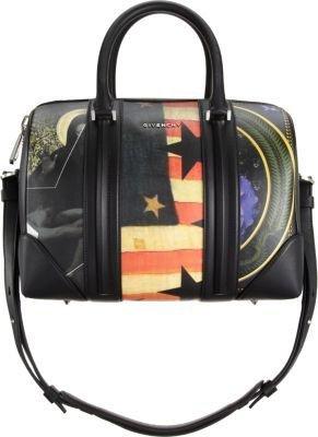 Givenchy Flag Mix Medium Lucrezia Duffel