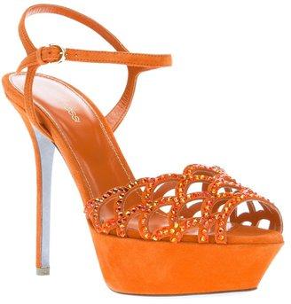 Sergio Rossi platform sandal
