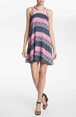 Lucca Couture Print Dress