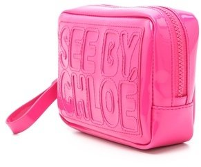 See by Chloe Zip File Pouch