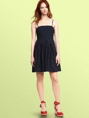 Gap Eyelet dress