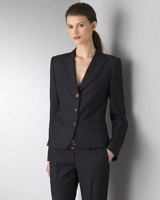 "Elie Tahari Women's ""Julissa"" Pinstripe Jacket"