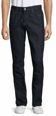 Tommy Hilfiger Straight-Fit Cotton Jeans
