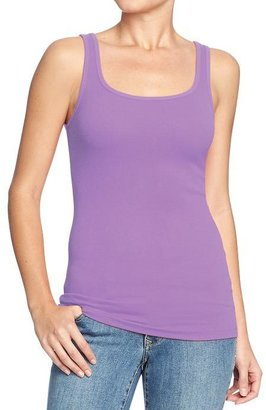 Old Navy Women's Perfect Rib-Knit Tanks