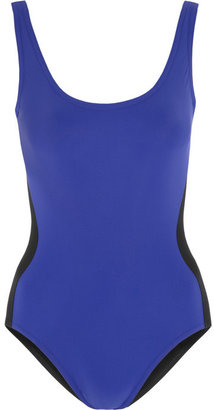 Karla Colletto Two-tone swimsuit