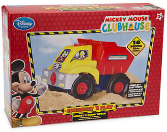 Disney Mickey Mouse Clubhouse Construct 'N Play Dump Truck