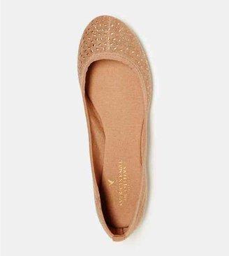 American Eagle AEO Studded Ballet Flat