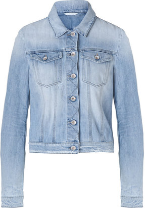 Closed Cotton Vauxhall Jean Jacket in Sky Blue