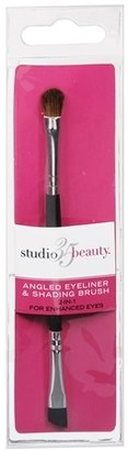 Studio 35 Beauty Angled Eyeliner and Shading Brush