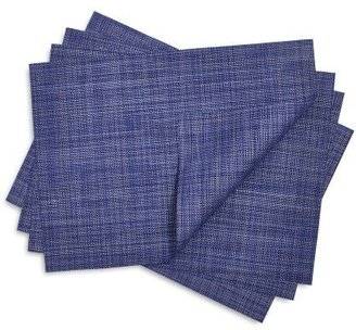 Chilewich Blueberry Mini-Basketweave Placemat