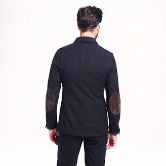 J.Crew Wallace & Barnes unstructured worker suit jacket