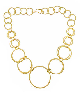 Urban Posh Gold Brooke Necklace