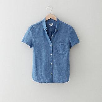 Steven Alan short sleeve classic shirt