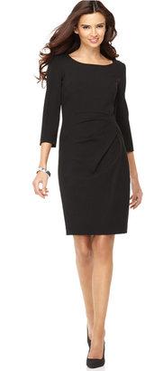 Calvin Klein Dress, Three Quarter Sleeve Shift