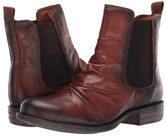 Miz Mooz Lissie (Antique Brandy) Women's Pull-on Boots