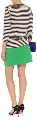 Tibi Stretch-knit mini skirt