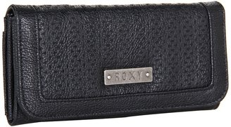 Roxy Rush Hour Wallet (Black) - Bags and Luggage