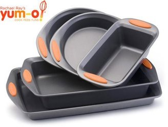 Rachael Ray 5-pc. Nonstick Oven Lovin' Bakeware Set