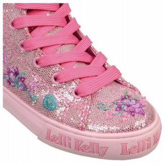 Lelli Kelly Kids Kids' Isla High Sneaker Toddler/Pre/Grade School