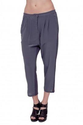 Humanoid Silk Front Pant