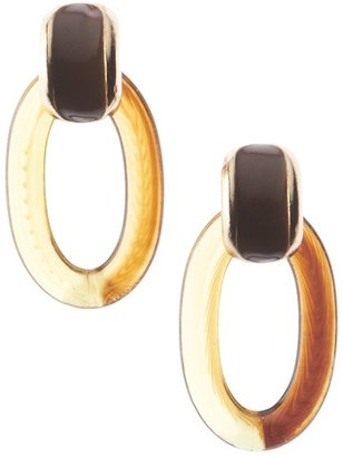 Coldwater Creek Lavish links earrings