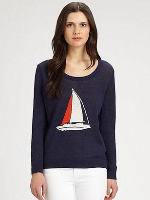 Joie Evaline Sailboat Sweater