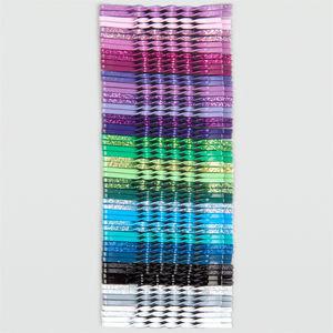 Full Tilt 60 Piece Glitter Bobbie Pins
